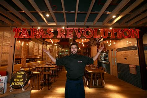 tapas revolution newcastle how much of a revolution in food does our reviewer find it