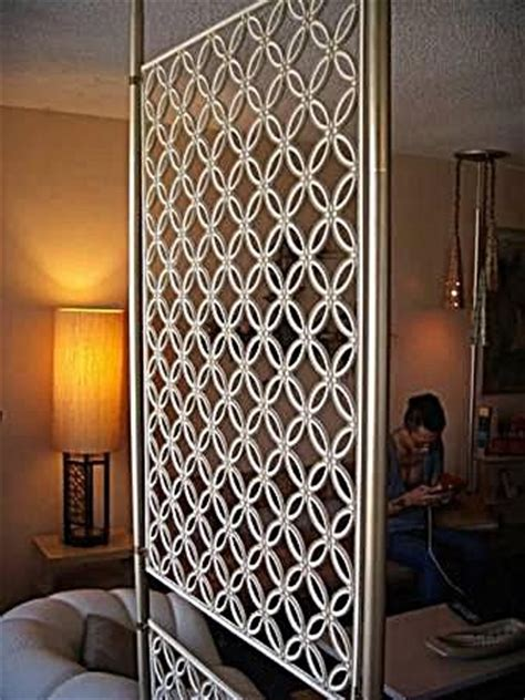 Floor To Ceiling Tension Pole Room Divider by Iconic Tension Pole Room Divider Mid Century Room