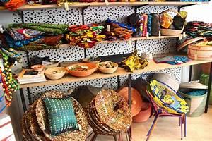 Boutique Deco Paris : nothing but the wax keur la boutique de deco africaine a connaitre paris ~ Melissatoandfro.com Idées de Décoration