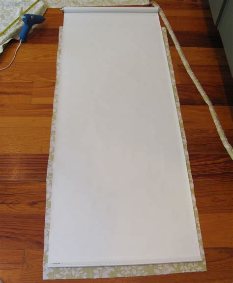 fabric roller blinds cottage and vine fabric covered roller shades finally