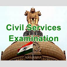 Civil Service Exam (cse)  Preliminary, Mains & Interview Examination