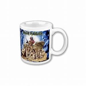 Mug Grande Contenance : iron maiden mug somewhere back in time france figurines ~ Teatrodelosmanantiales.com Idées de Décoration