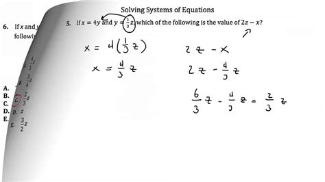 Act Math  Intermediate Algebra Worksheet Youtube