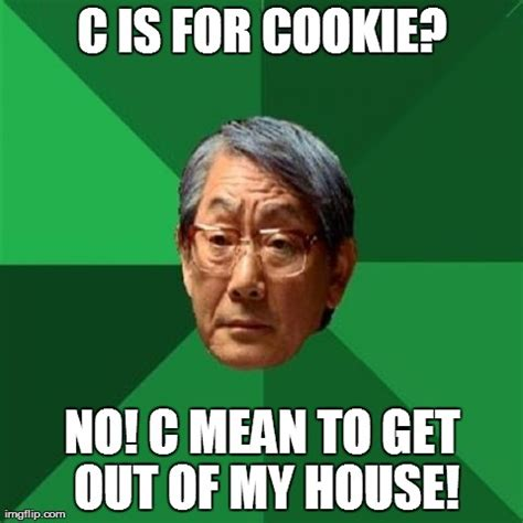 Mean Dad Meme - so cookie monster is wrong daddy imgflip