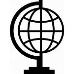 Globe Earth Educational Icon Svg Onlinewebfonts Cdr