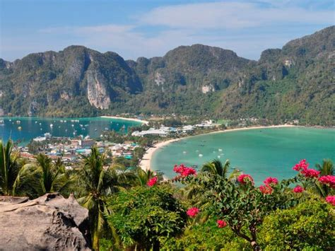 Phi Phi Island Thailand Travel Channel