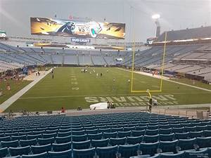Section 149 At Tiaa Bank Field Rateyourseats Com