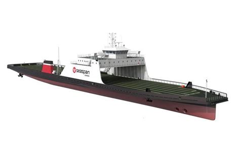 m騁ro bureau bureau veritas contract for seaspan canadian gas fuel unit onthemosway