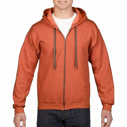 Hooded Sweatshirt Zip Classic Hoodies