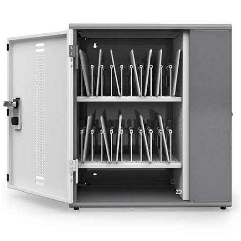 tablet storage and charging cabinet anthro yes charging cabinet for tablets 20 devices