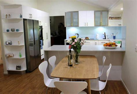 small space kitchen island ideas u shaped kitchen designs u shape gallery kitchens brisbane