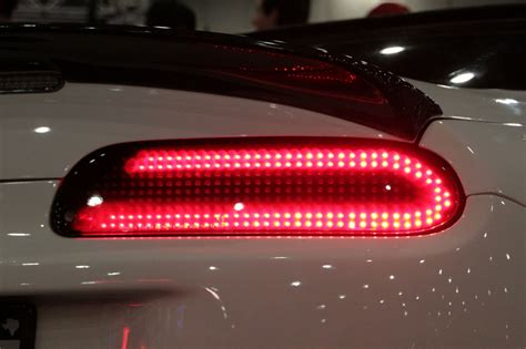 custom led lights ver 1 car shop glow toyota supra jza80 custom led