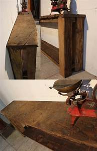 Tischdecke 3 Meter Lang : oud eiken side table met boomblad 2 meter lang 0102 tafels side table het echte landleven ~ Frokenaadalensverden.com Haus und Dekorationen