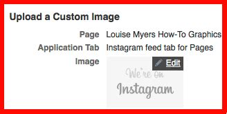 how to make a fan page on instagram how to create custom tab images for your facebook fan page