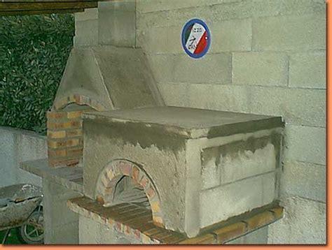 comment construire four a pizza