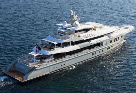 charter a one superyacht