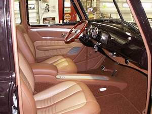 Image Result For Saddle Leather Truck Interior