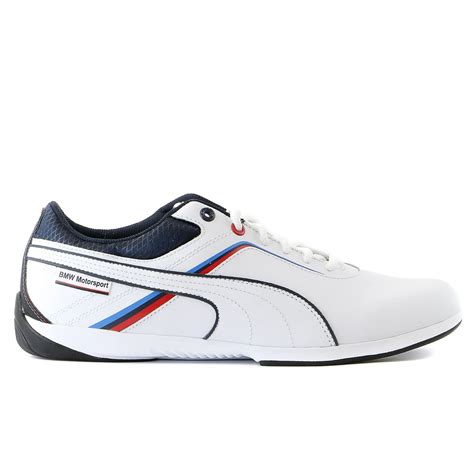 Puma Bmw Ignite Men's Driving Shoes Navybluewhite