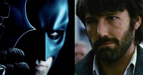 Ben Affleck The New Batman Superman