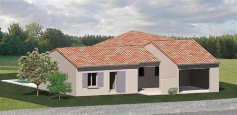 plan amenagement cuisine gratuit construction 86 fr gt plan maison plain pied de type 4