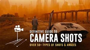 Ultimate Guide To Camera Shots  50  Types Of Shots And