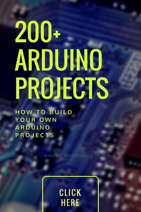 arduino projects list  final year students