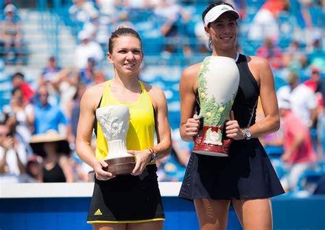 Simona Halep vs Sloane Stephens   TENNIS.com