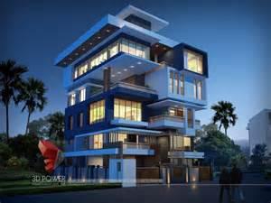 Home Design 3d Ultra Modern Home Designs Home Designs 3d Exterior Home Design View