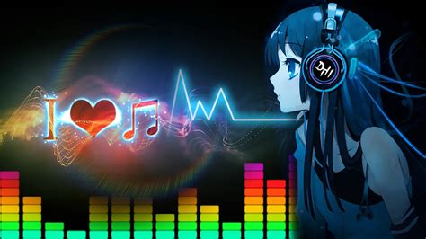 Anime With Headphones Wallpaper - headphones anime wallpapers