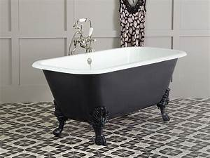 Frei Stehende Badewanne : freistehende badewanne sheffield aus guss wei 170x81x68 nostalgie duo ~ Udekor.club Haus und Dekorationen