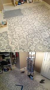 Tips on painting a concrete floor diy projects craft ideas for Can i paint a concrete floor