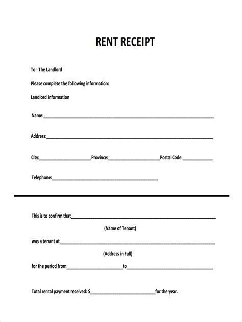free 28 receipt exles in pdf exles