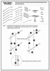 Woodhaven Firewood Rack Assembly Instructions