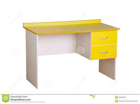 le bureau jaune bureau jaune d 39 étude photo stock image 42048466