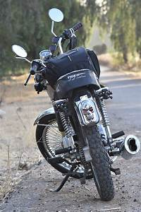 Motorcycle Cg 125 External Structure Rate Iraqi Manual Work