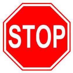 Stop Signs and Lines – Driving Test Tips