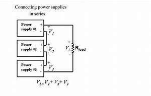 Learn To Connect Power Supplies In Series For Higher