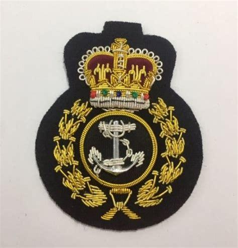 warrant officers cap badge ran ran uniforms navy