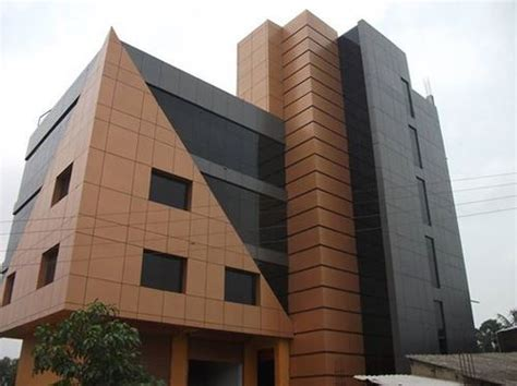 hpl exterior cladding  gurgaon hpl exterior cladding