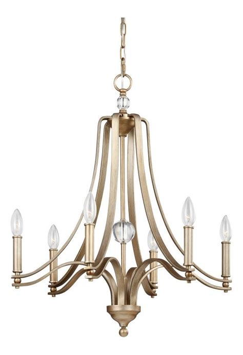 Chandeliers Lighting Collections by Feiss 6 Light Chandelier Gold F3075 6sg From Evington