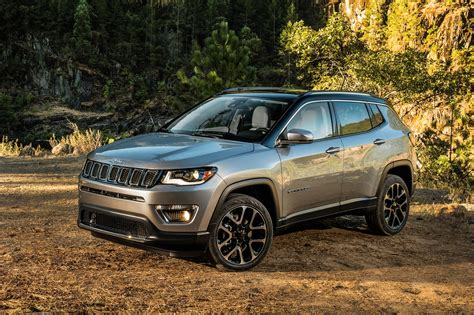 2017 jeep compass first look automobile magazine