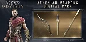 AC Odyssey Athenian Weapons DLC Xbox One Code - MMOGA