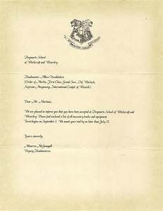 harry potter bad case of happiness With harry potter hogwarts invitation letter