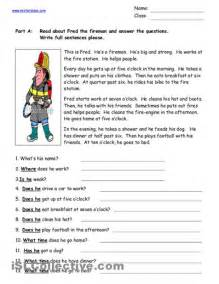 free reading comprehensions 7 best images of free printable reading worksheets elementary free printable reading