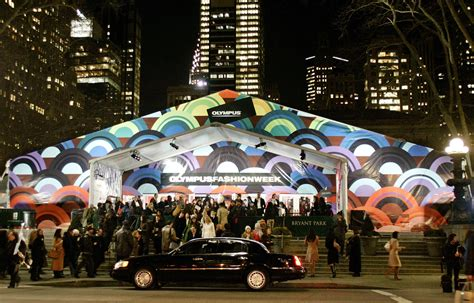 tent and table new york mercedes benz pulls out of new york fashion week