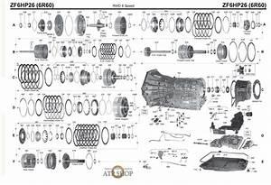 Zf 5hp19 Valve Body Diagram