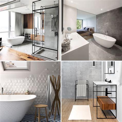 tendance salle de bain 2018 les tendances 2018 pour la salle de bain en 10 d 233 cors je d 233