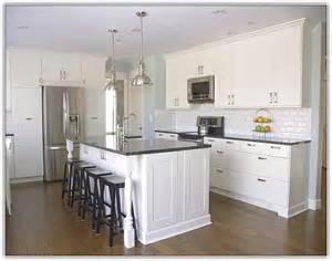 Smaller Posts  Kitchen Island Countertop Overhang Support