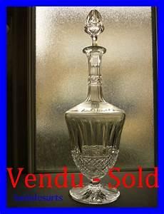 Carafe à Vin Cristal : carafe a vin cristal de saint louis tommy ~ Teatrodelosmanantiales.com Idées de Décoration