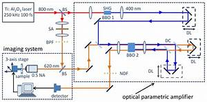 Schematic Of The Opa Setup For Optical Imaging  Bbo  Beta